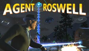 Agent Roswell cover