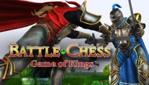 Battle Chess: Game of Kings cover