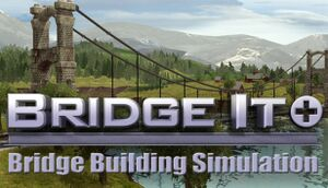 Bridge It + cover
