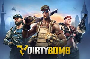 Dirty Bomb cover
