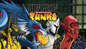 Dungeon Punks cover