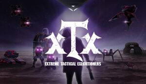 Extreme Tactical Executioners cover