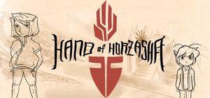 Hand of Horzasha cover