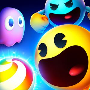 Pac-Man Party Royale cover