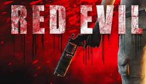 RED EVIL cover