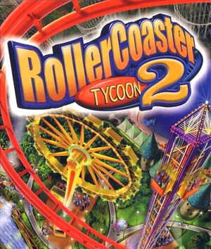 RollerCoaster Tycoon 2 cover