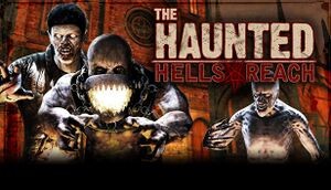 The Haunted: Hells Reach cover