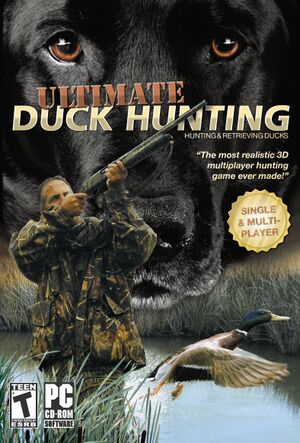 Ultimate Duck Hunting cover