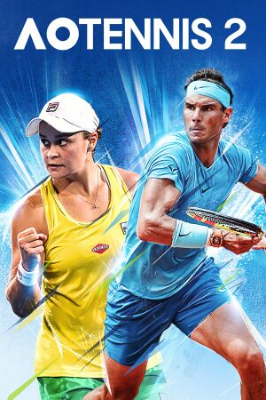 AO Tennis 2 cover