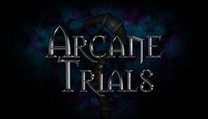 Arcane Trials cover