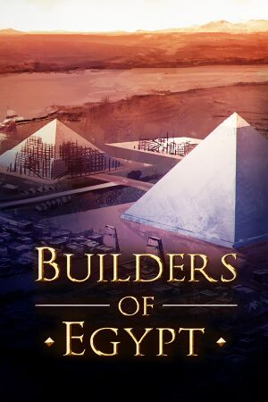 Builders of Egypt cover