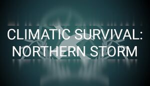Climatic Survival: Northern Storm cover