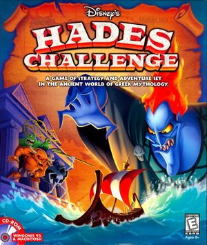 Hades Challenge cover