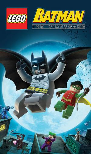 Lego Batman: The Videogame cover