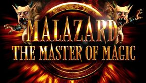 Malazard: The Master of Magic cover