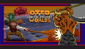 Otto and the Ancient Worlds cover