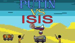 Putin VS ISIS cover