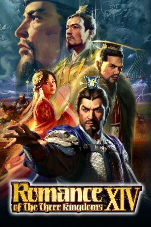 Romance of the Three Kingdoms XIV cover
