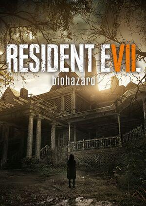 Resident Evil 7: Biohazard cover
