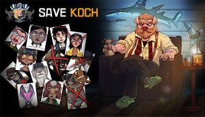 Save Koch cover