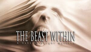 The Beast Within: A Gabriel Knight Mystery cover