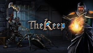 The Keep cover