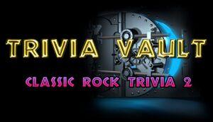 Trivia Vault: Classic Rock Trivia 2 cover