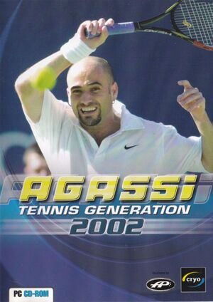 Agassi Tennis Generation cover