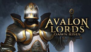 Avalon Lords: Dawn Rises cover