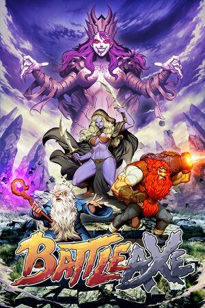 Battle Axe cover