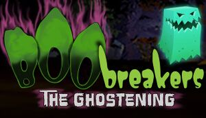 Boo Breakers: The Ghostening cover