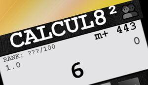 Calcul8² cover