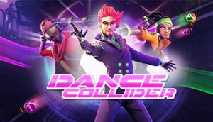 Dance Collider cover