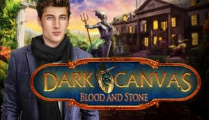 Dark Canvas: Blood and Stone Collector's Edition cover