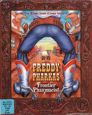 Freddy Pharkas: Frontier Pharmacist cover