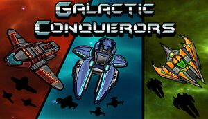 Galactic Conquerors cover