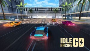 Idle Racing GO: Clicker Tycoon cover
