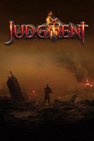 Judgment:Apocalypse Survival Simulation cover
