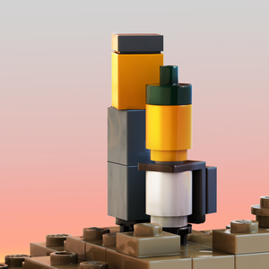 Lego Builder's Journey cover