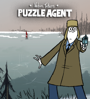 Nelson Tethers: Puzzle Agent cover