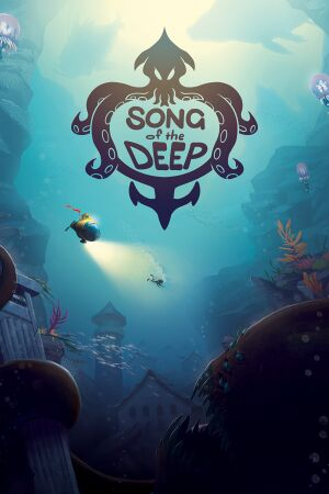 Song of the Deep cover