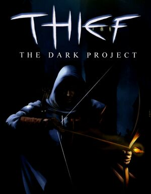 Thief: The Dark Project cover