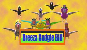 Breeza Budgie Bill cover
