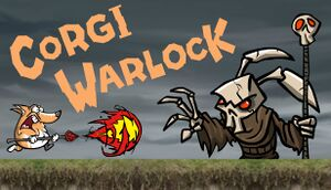 Corgi Warlock cover