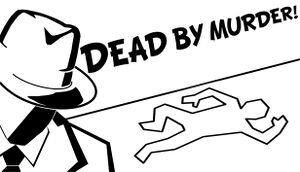 Dead By Murder cover