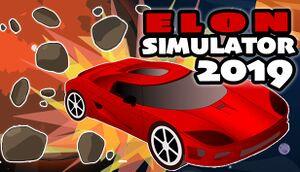 Elon Simulator 2019 cover