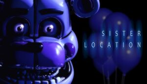 Five Nights at Freddy's: Sister Location cover