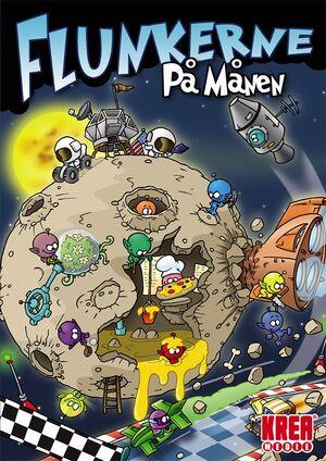 Flunkerne: På Månen cover