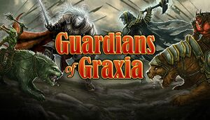Guardians of Graxia cover
