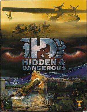 Hidden & Dangerous cover